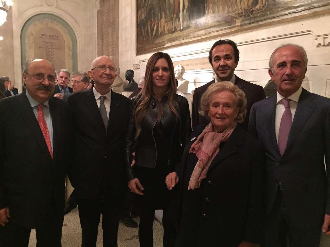 Antonio Pellicer premiado por la Academia de Medicina de Francia
