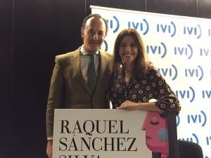 Dr.Velasco y Raquel Sánchez Silvia