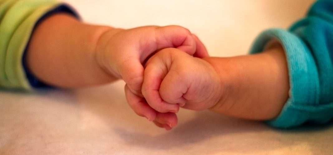 Bebés libres del gen del cáncer de mama