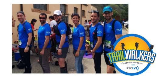 Intermon Oxfam Trailwalker - IVI Barcelona