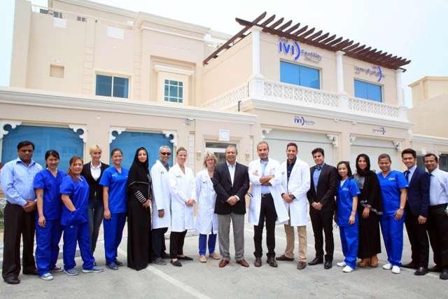 IVI abre las puertas en Abu Dhabi, la primera clínica del grupo en Oriente Medio