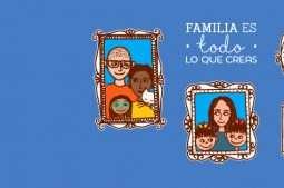 Los nuevos tipos de familia se caracterizan por su diversidad y han desplazado a la familia tradicional