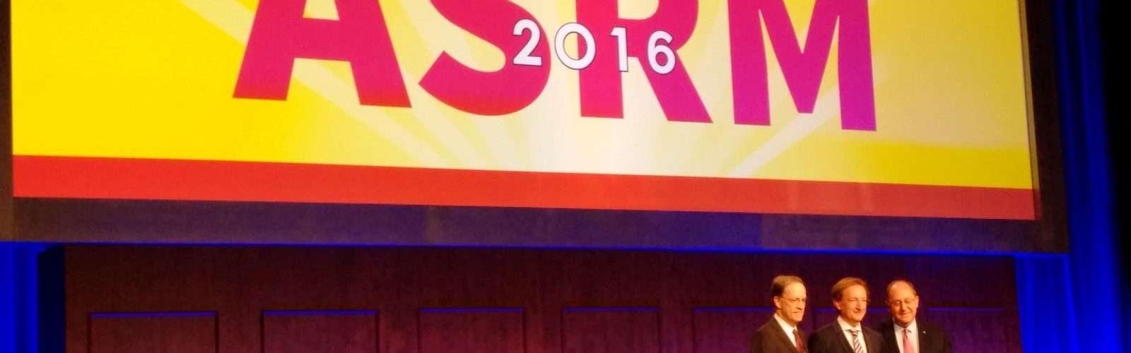 La ASRM premia Carlos Simón