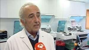 Antena 3 entrevista al Dr Pellicer de IVI