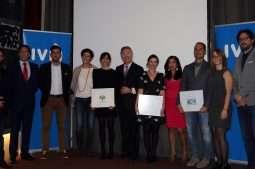IVI entrega sus premios a la mejor Comunicación de Salud 2.0