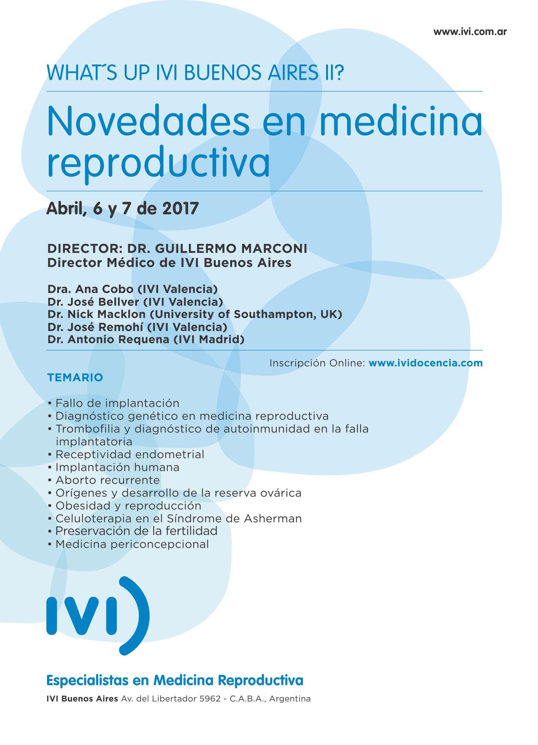 Workshop IVI Buenos Aires_2017