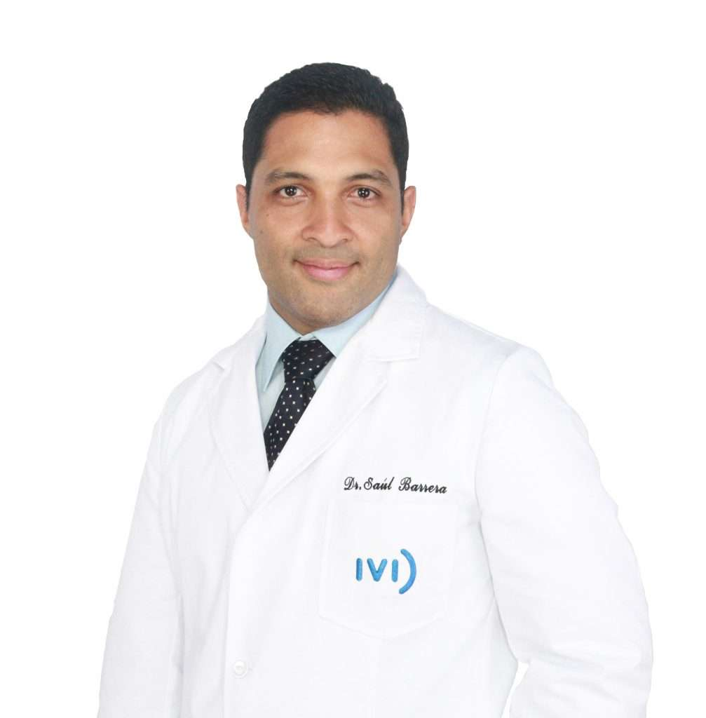 Dr. Saúl Barrera, Director IVI Panamá