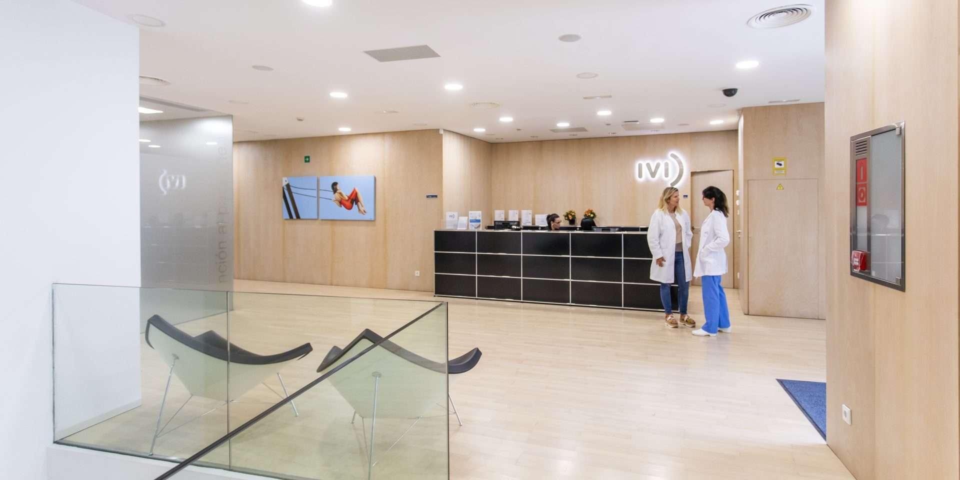 Instalaciones clínica de fertilidad Las Palmas