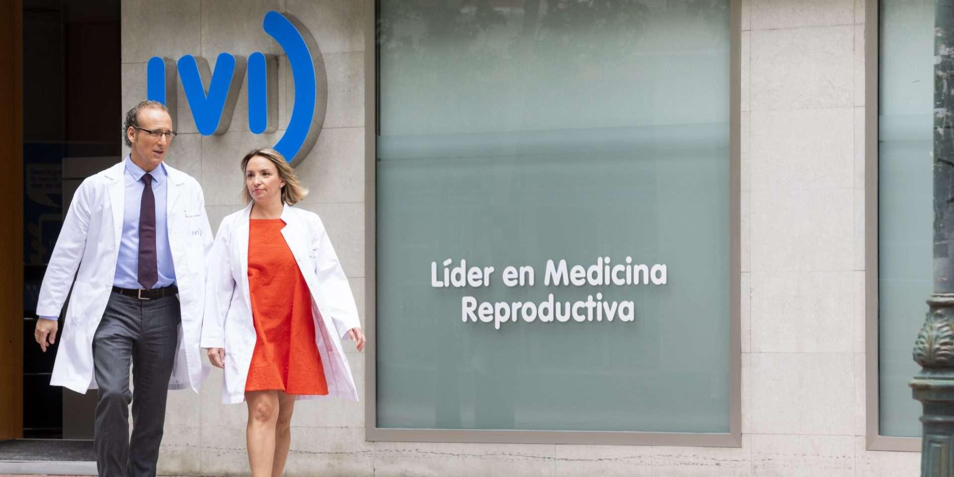 Exteriores clínicas de fertilidad Murcia