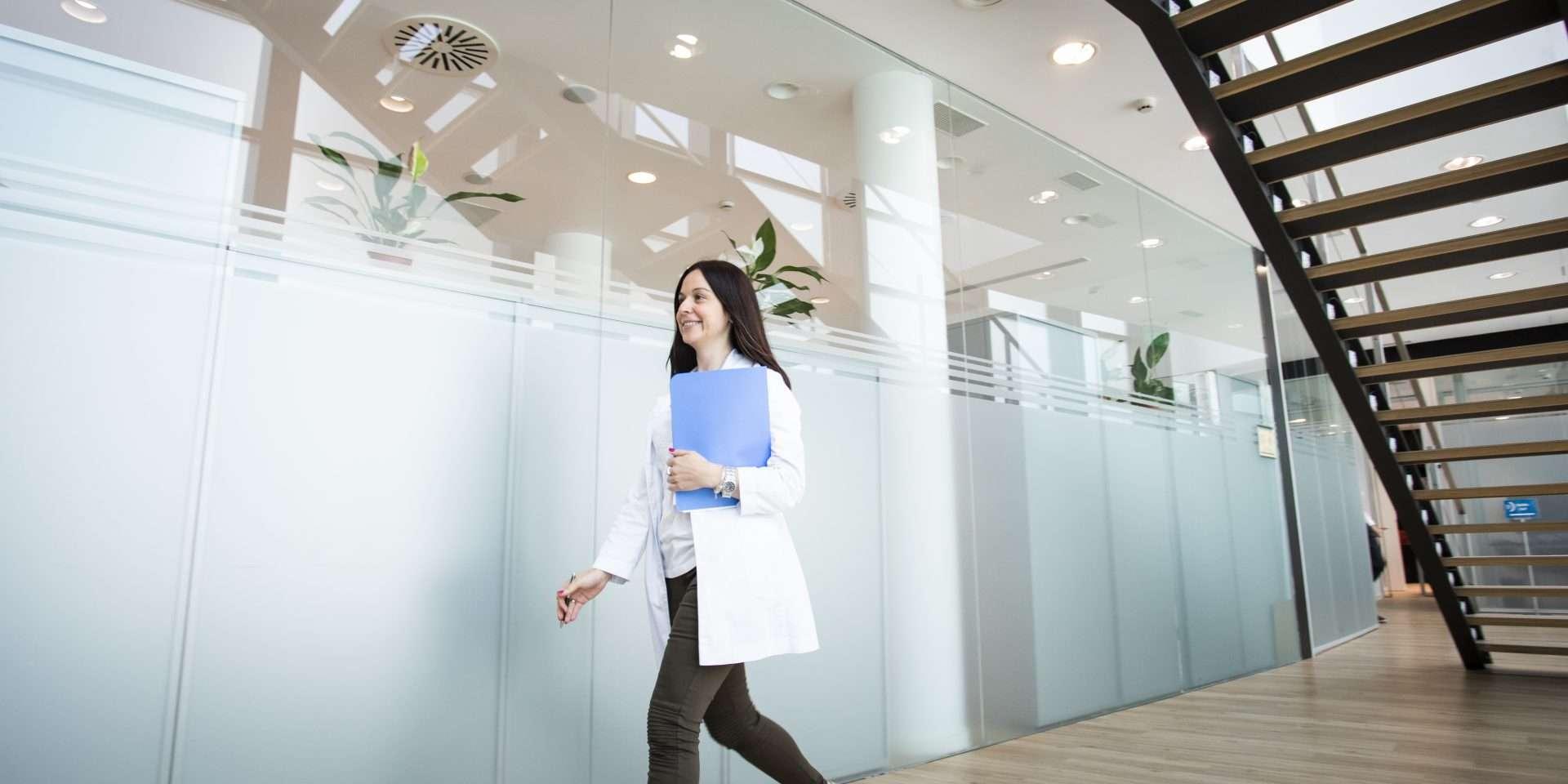 Médico clínica de fertilidad Valladolid