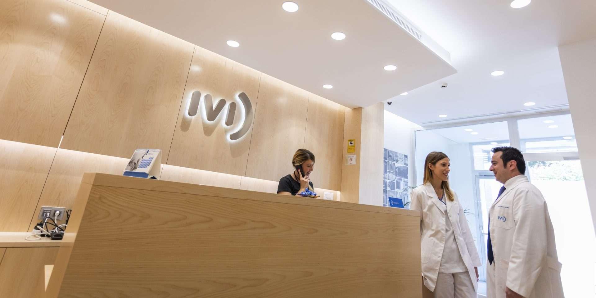 Equipo clínica de fertilidad Burgos