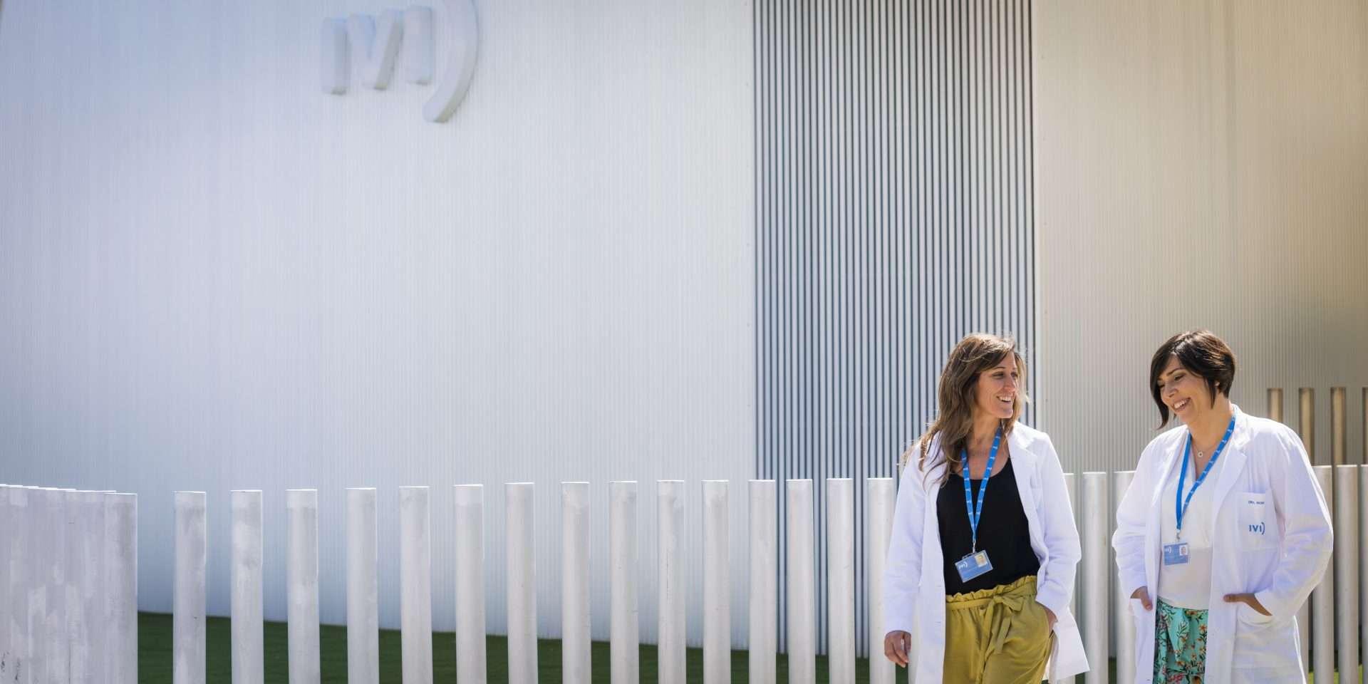 Médicos clínica de fertilidad Mallorca
