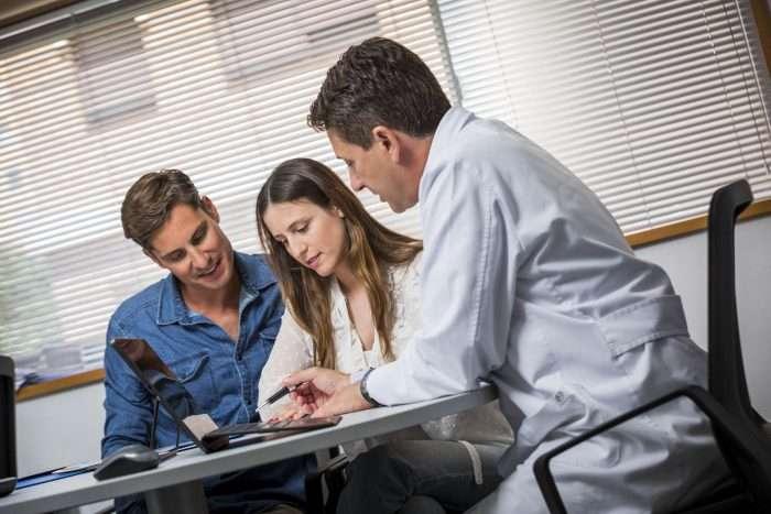 Pacientes ovodonación