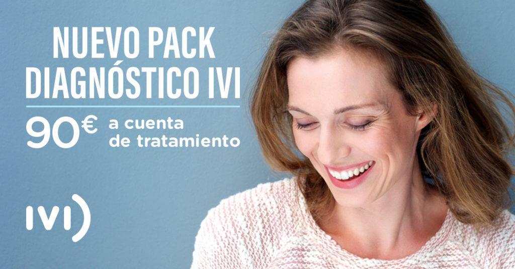 Nuevo Pack Diagnóstico Fertilidad - Clínicas IVI