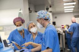 Seguridad en laboratorios IVI