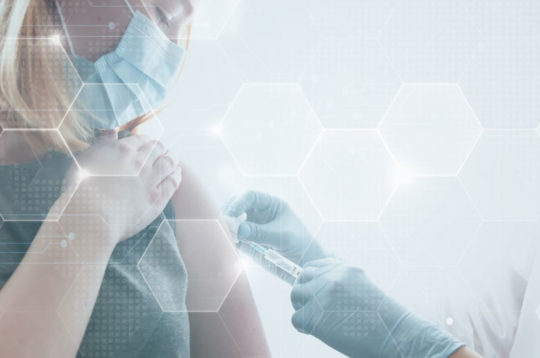 5 preguntas sobre la vacuna COVID-19, embarazo y los tratamientos de reproducción asistida