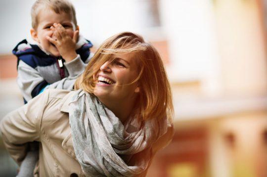 Maternidad monoparental… ¿Quién dijo miedo?